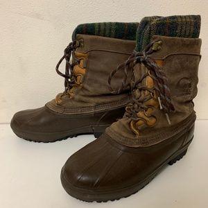 Sorel Men's 9 Insulated Waterproof Snow Boots